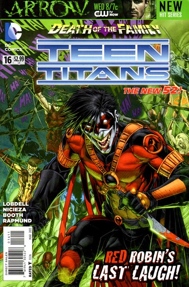 Teen Titans Cover - 3/1/2013