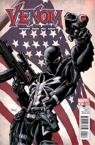 Venom Cover - 8/1/2011