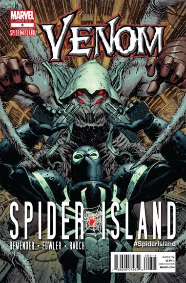 Venom Cover - 12/1/2011