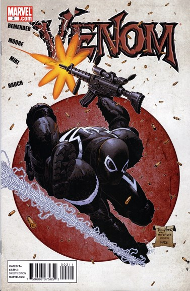 Venom Cover - 6/1/2011