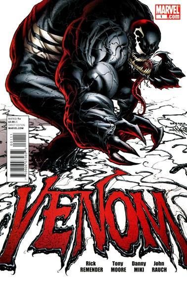 Venom Cover - 5/1/2011