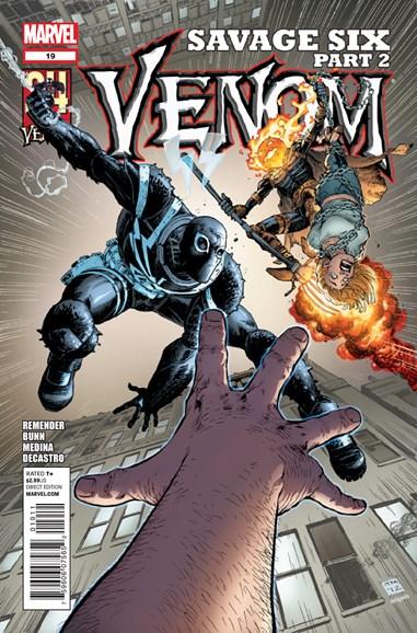 Venom Cover - 8/1/2012