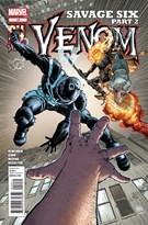 Venom Comic 8/1/2012