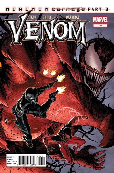 Venom Cover - 12/1/2012