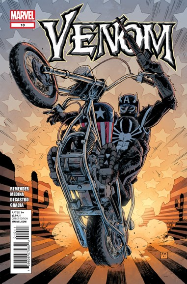 Venom Cover - 2/1/2012