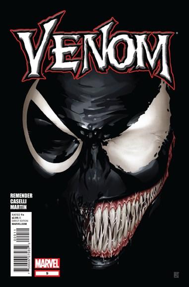 Venom Cover - 1/1/2012
