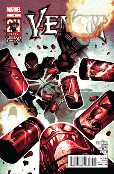 Venom Cover - 7/1/2012
