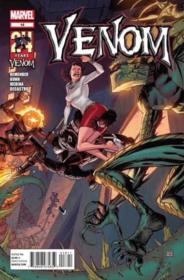 Venom Cover - 7/15/2012