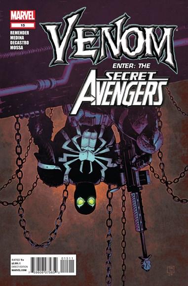 Venom Cover - 6/1/2012