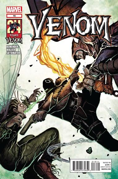 Venom Cover - 6/15/2012