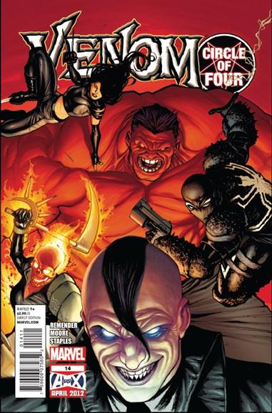 Venom Cover - 5/1/2012