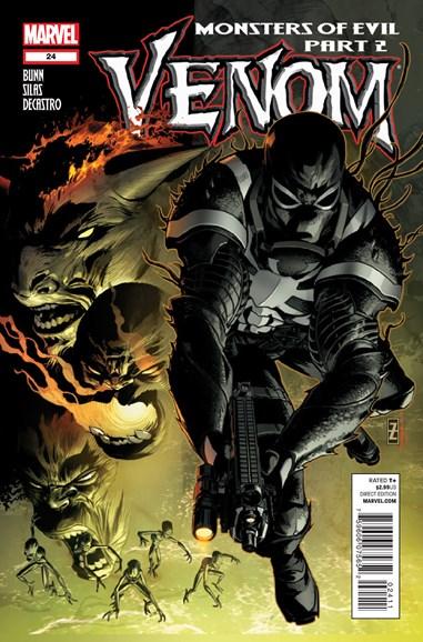 Venom Cover - 11/1/2012