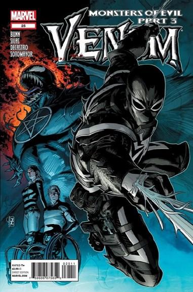 Venom Cover - 11/15/2012