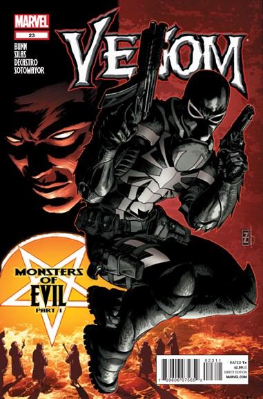 Venom Cover - 10/15/2012