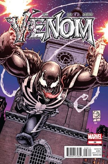 Venom Cover - 2/1/2013