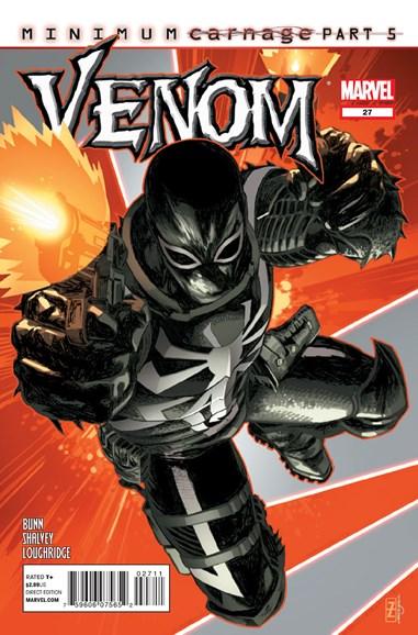 Venom Cover - 1/1/2013