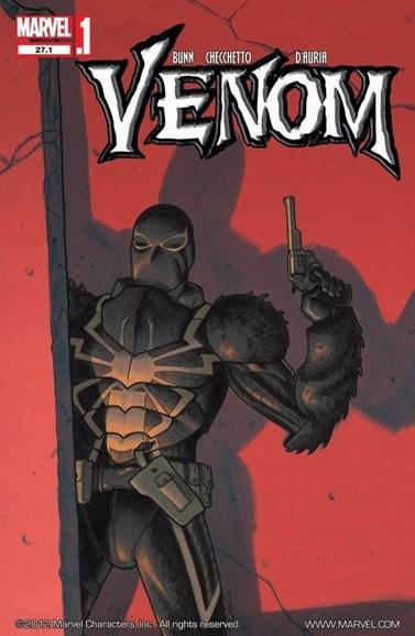Venom Cover - 1/15/2013