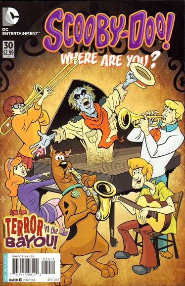 Scooby Doo, Where Are You? Cover - 4/1/2013