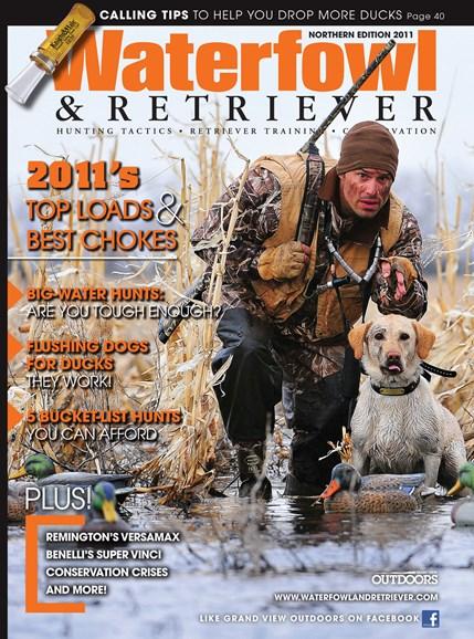 Waterfowl & Retriever Cover - 1/1/2011