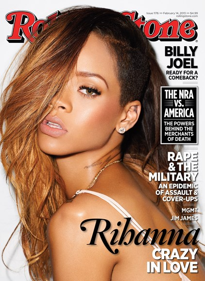 Rolling Stone Cover - 2/14/2013