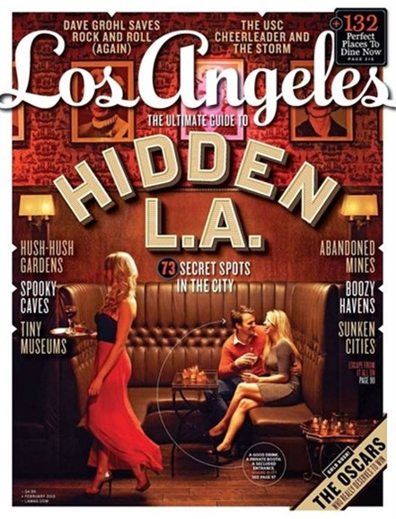 Los Angeles Cover - 2/1/2013