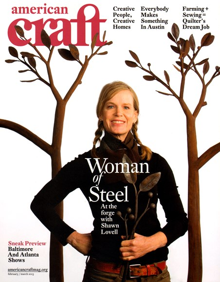 American Craft Cover - 2/1/2013