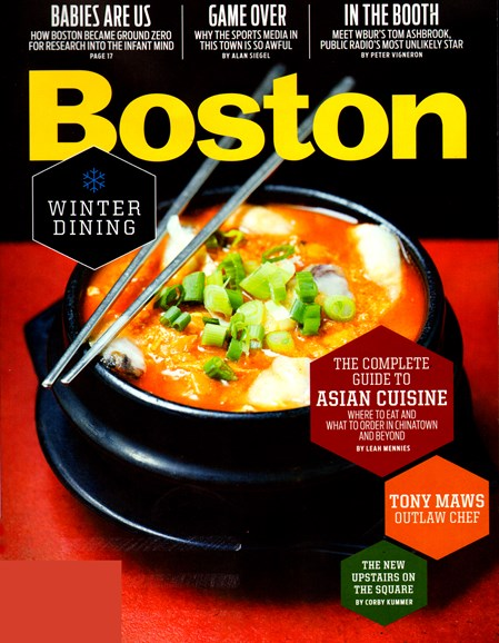 Boston Cover - 2/1/2013