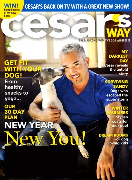 Cesar's Way Cover - 2/1/2013