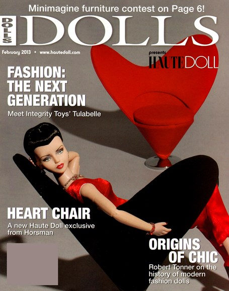 Dolls Cover - 2/1/2013