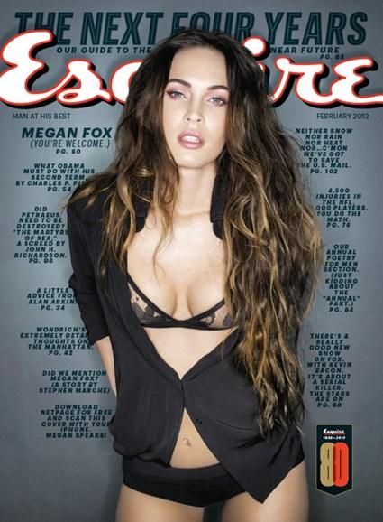 Esquire Cover - 2/1/2013