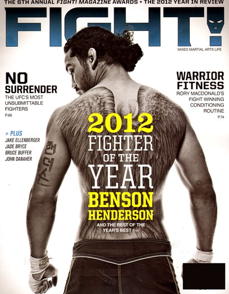 Fight! Cover - 2/1/2013
