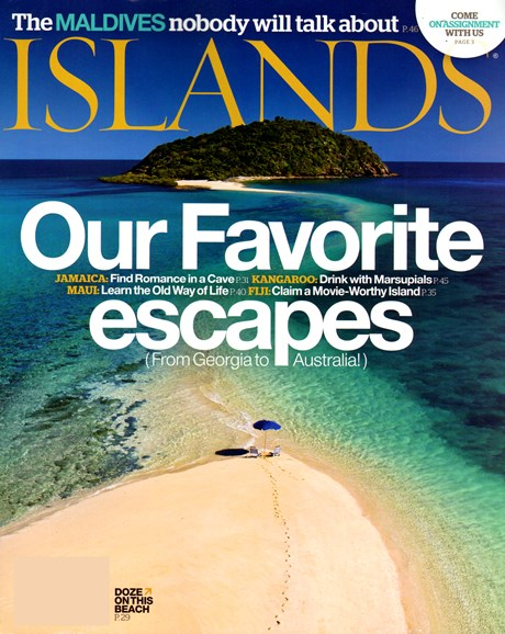 Islands Cover - 2/1/2013