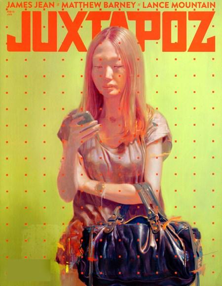Juxtapoz Cover - 2/1/2013