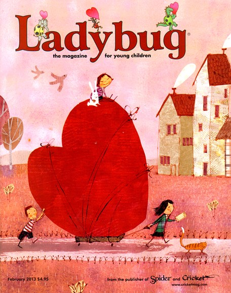 Ladybug Cover - 2/1/2013