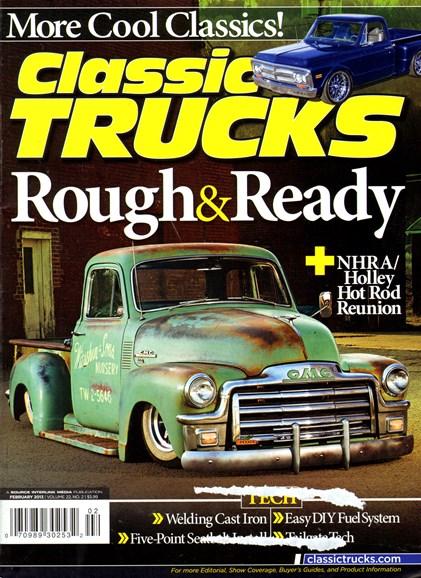 Classic Trucks Cover - 2/1/2013