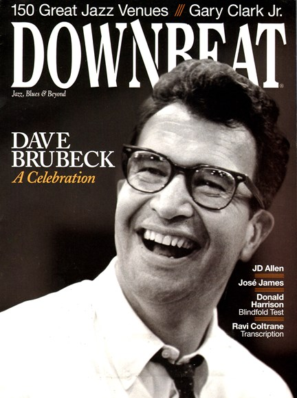 DownBeat Cover - 2/1/2013
