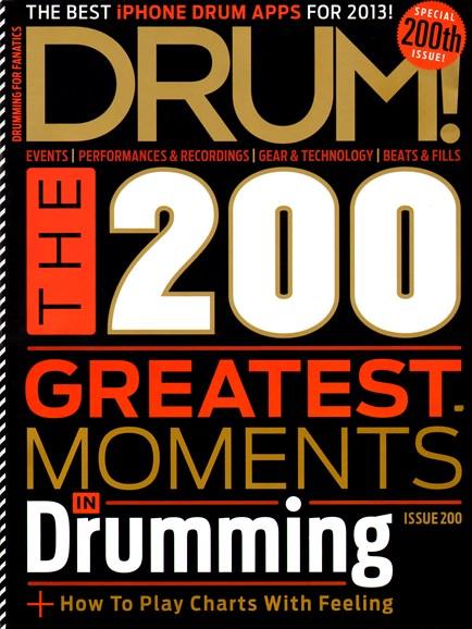 Drum! Cover - 2/1/2013
