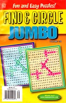Find and Circle Jumbo Magazine 1/1/2013