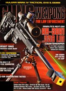 Guns & Weapons For Law Enforcement Magazine 2/1/2013