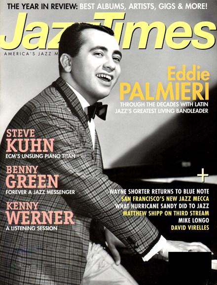 JazzTimes Cover - 2/1/2013
