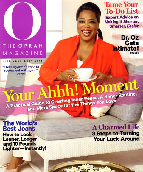 O The Oprah Cover - 2/1/2013