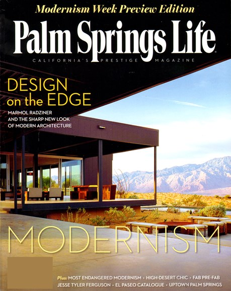 Palm Springs Life Cover - 2/1/2013