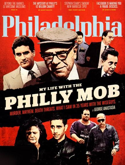Philadelphia Magazine Cover - 2/1/2013