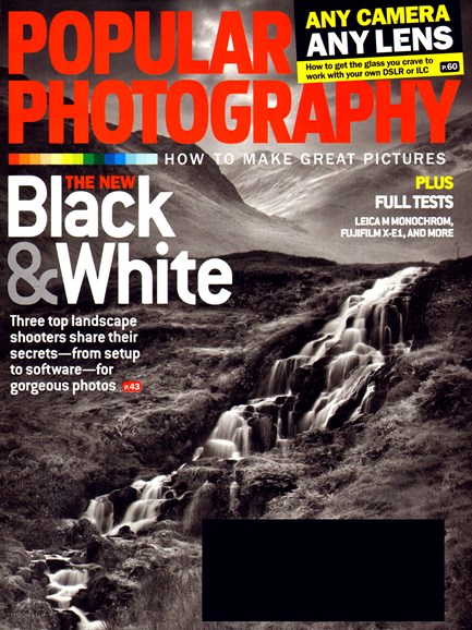 Popular Photography Cover - 2/1/2013