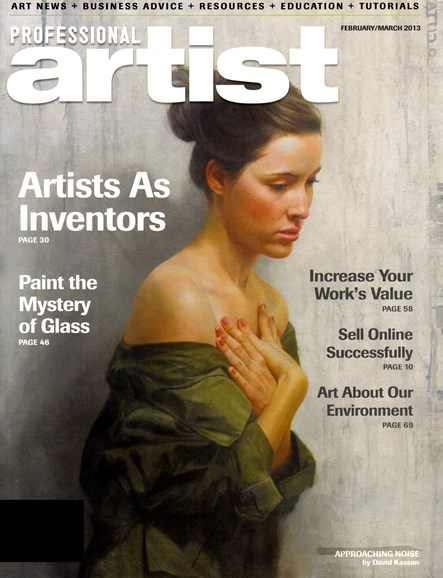 Professional Artist Cover - 2/1/2013