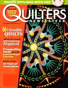 Quilter's Newsletter 2/1/2013