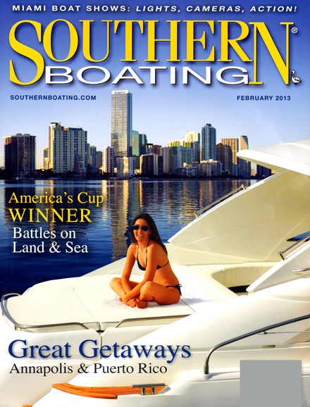 Southern Boating Cover - 2/1/2013