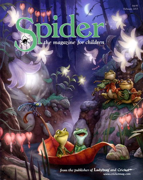 Spider Cover - 2/1/2013