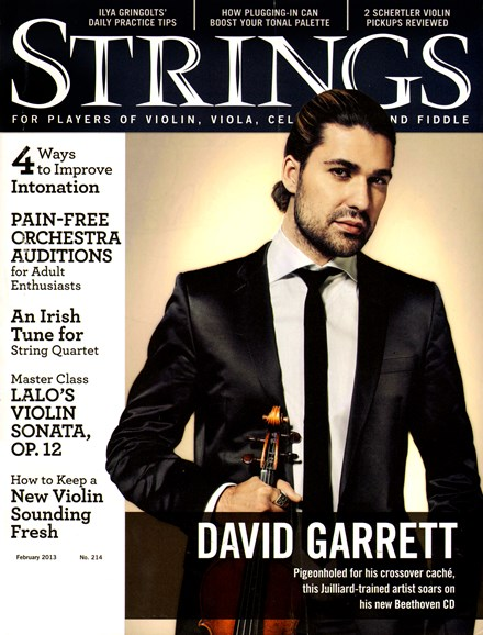 Strings Cover - 2/1/2013