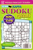 Blue Ribbon Kappa Sudoku Puzzles Magazine 5/1/2013